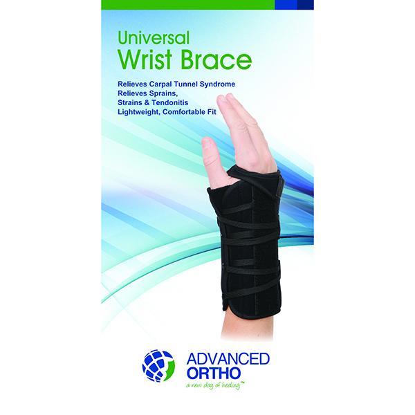 Universal Wrist Brace
