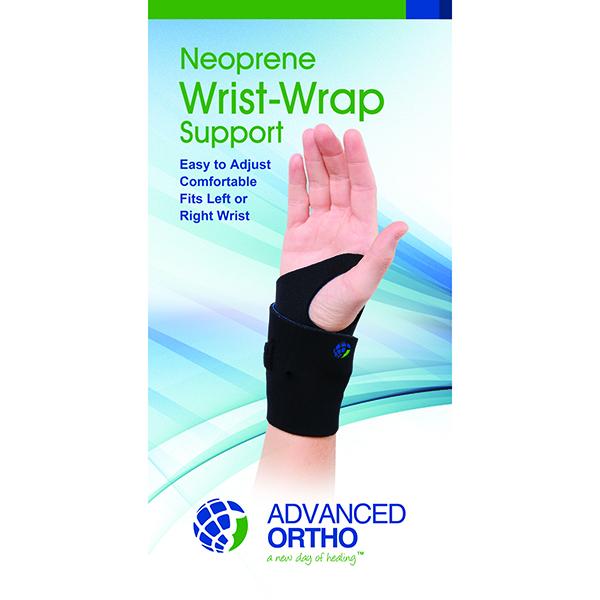 Neoprene Wrist Wrap Support