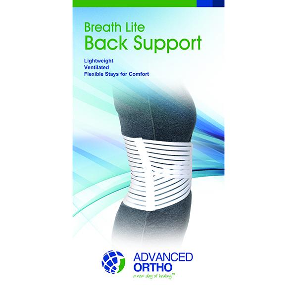 Breathe Lite Back Support
