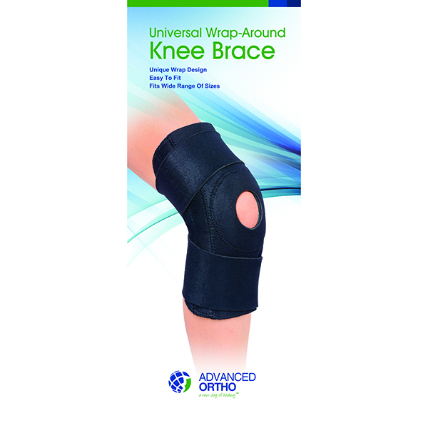 Universal Wrap Around Knee Brace