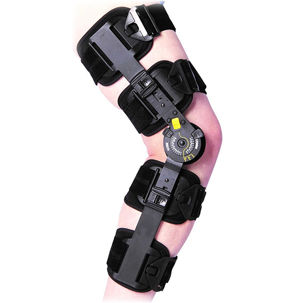 Advanced Hinged Range Of Motion Knee Brace