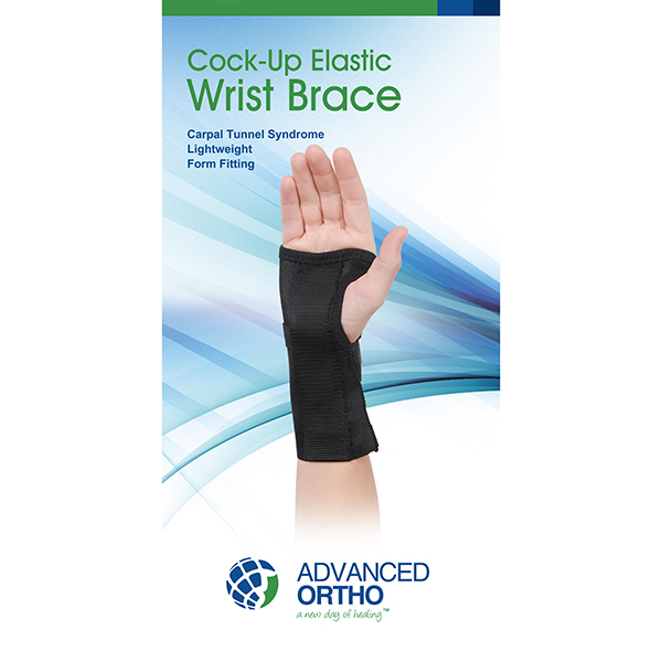 Cock-Up Elastic Wrist Splint