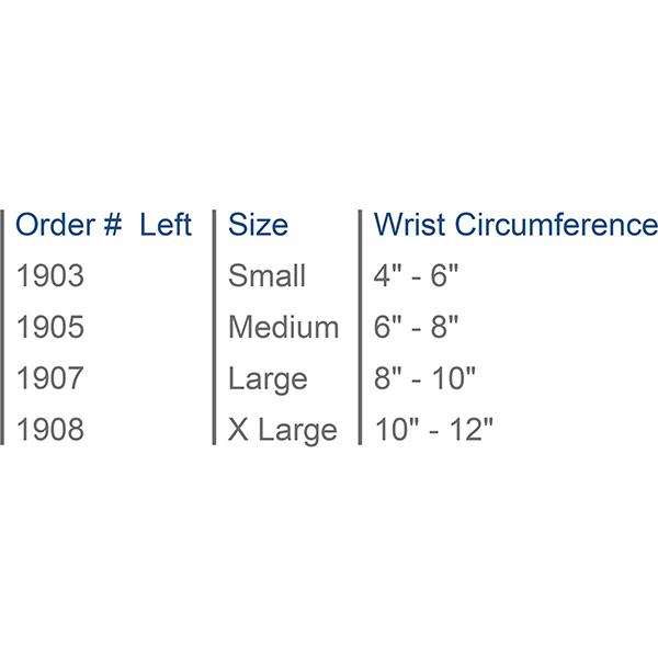 Elastic Slip-On Wrist Support