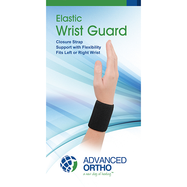 Elastic Wrist Guard Support