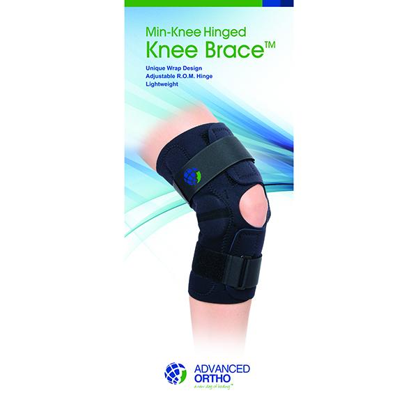 Min-Knee Hinged Knee Brace®