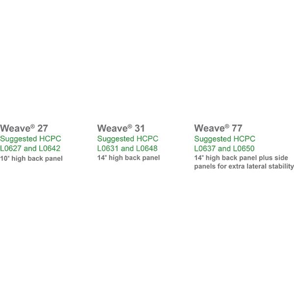 Weave ™ Series