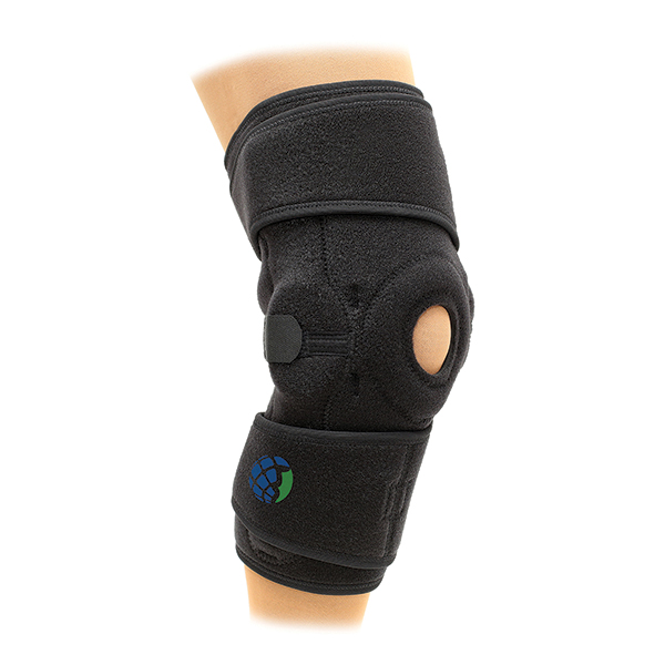 The Gator Wrap™ Universal Hinged Knee Brace