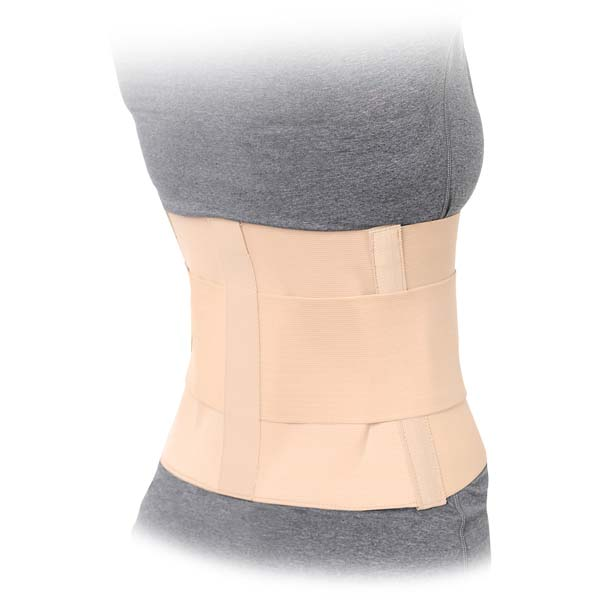Lumbar Sacral Support With Insert Pocket