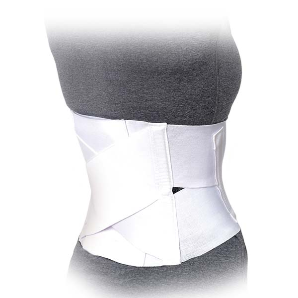 Sacral Support With Removable Pad