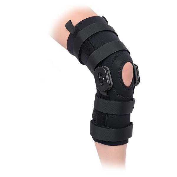 F.M. Hinged Knee Brace