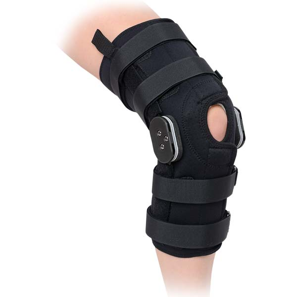 TM Wrap-Around Hinged Knee Brace