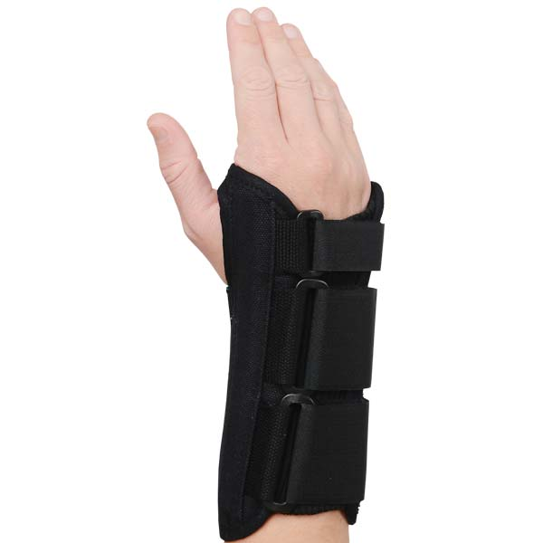 Lycra Lined Wrist Brace with Thumb Spica