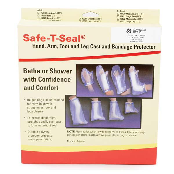 Saf-T-Seal® Cast Protector