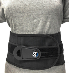 EZ Pull Adjustable Back & Abdominal Support